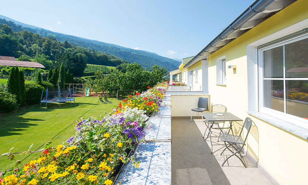 family apartments south tyrol