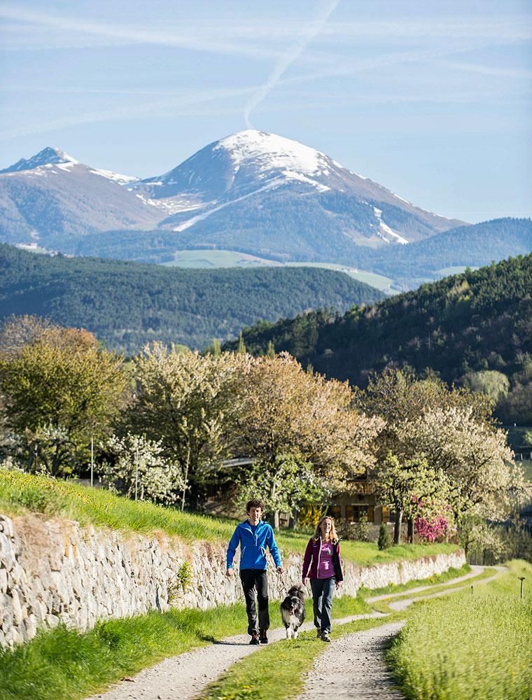 escursionismo primavera Bressanone